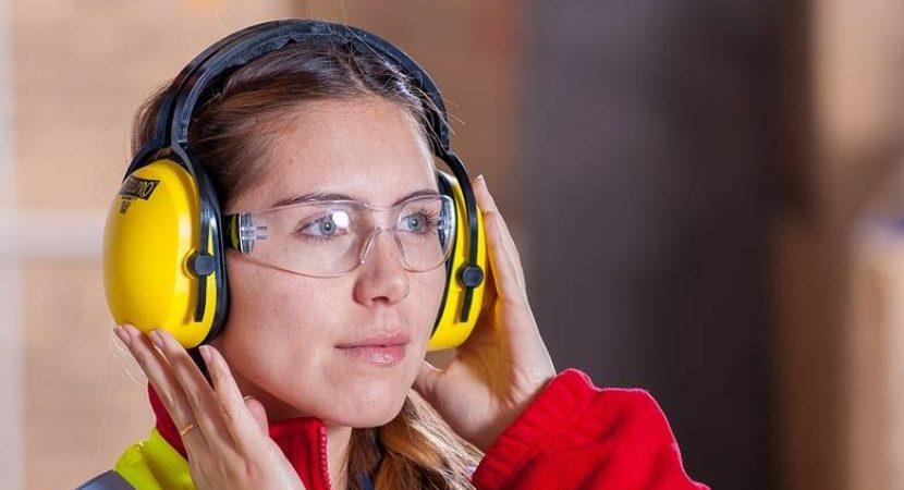 Ochronniki słuchu BHP