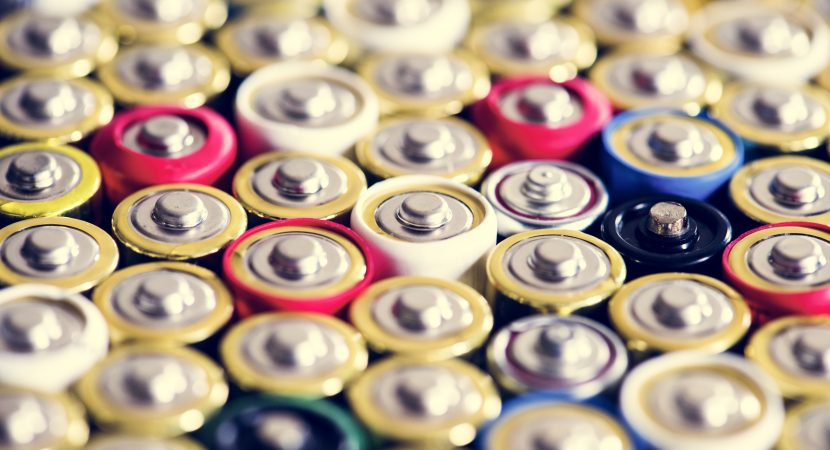 baterie panasonic duracell aa