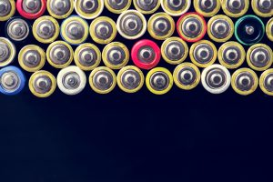 baterie panasonic aa